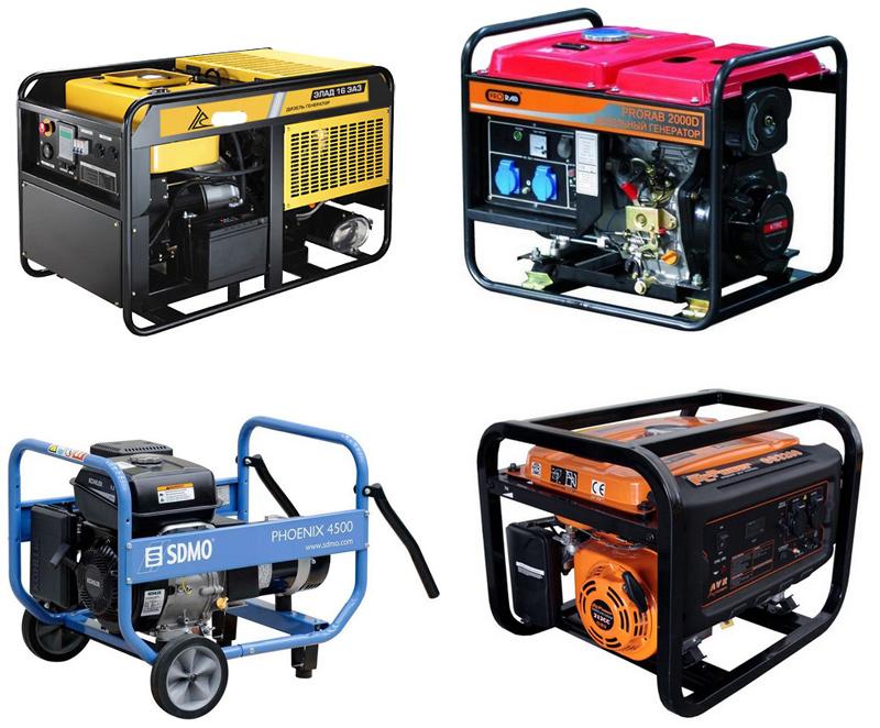 Какой бензиновый генератор лучше купить для дома какой